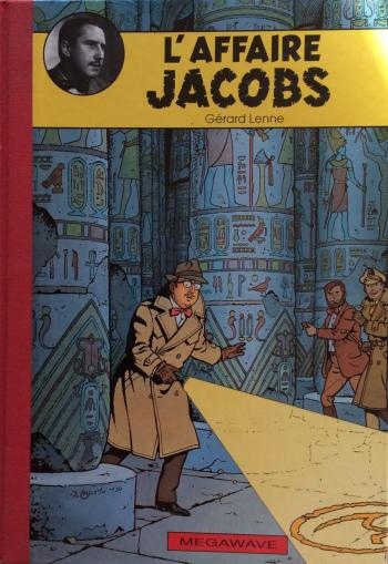 Couverture de l'album L'Affaire Jacobs (One-shot)