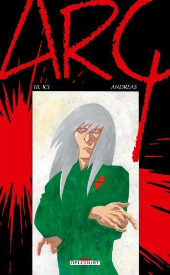 Couverture de l'album Arq - 18. Ici