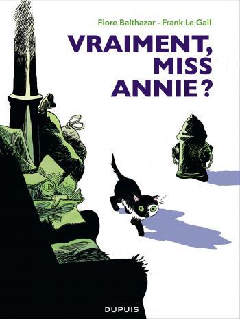 Couverture de l'album Miss Annie - 2. Vraiment, Miss Annie ?