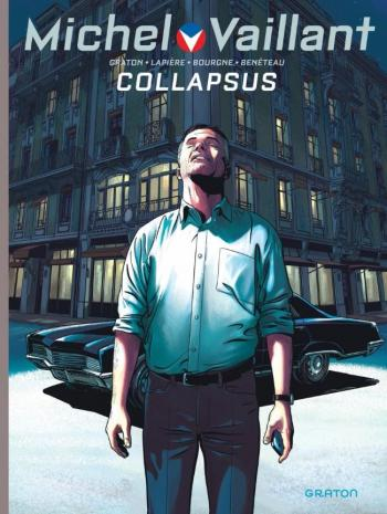 Couverture de l'album Michel Vaillant - Saison 2 - 4. Collapsus