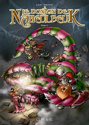 Couverture de l'album Le Donjon de Naheulbeuk - 17. Cinquième saison - Partie 4