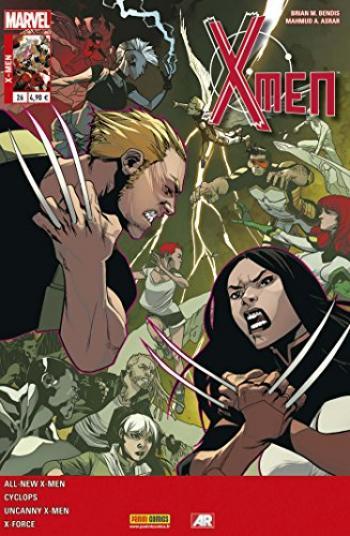 Couverture de l'album X-Men (V4) - 26. L'Aventure ultime (6)