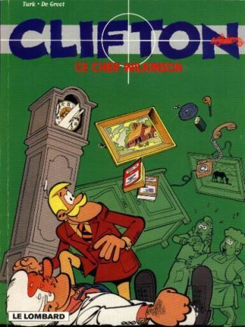 Couverture de l'album Clifton - 1. Ce cher Wilkinson