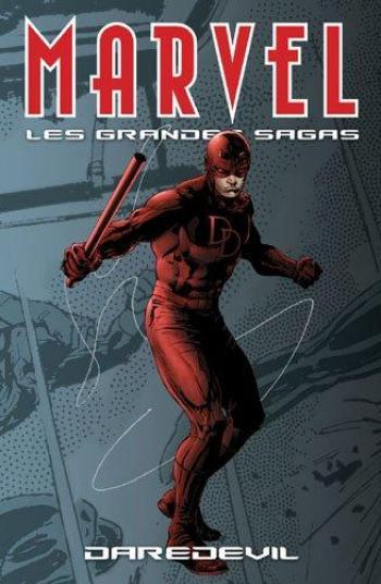 Couverture de l'album Marvel - Les Grandes Sagas - 8. Daredevil