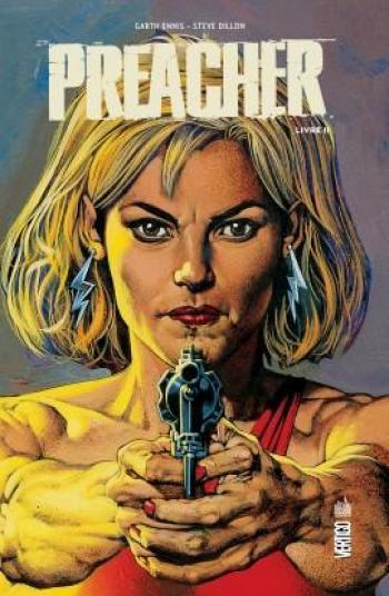 Couverture de l'album Preacher (Urban Comics) - 2. Livre II
