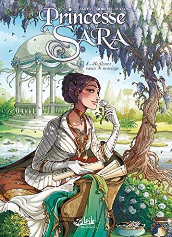 Couverture de l'album Princesse Sara - 8. Meilleurs Voeux de mariage