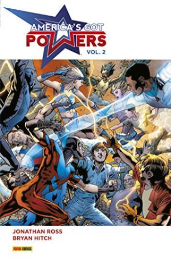 Couverture de l'album America's got powers - 2. Vol.2