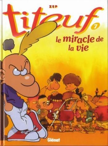 Couverture de l'album Titeuf - 7. Le Miracle de la vie