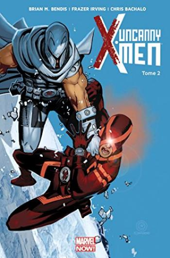 Couverture de l'album Uncanny X-Men (Marvel Now!) - 2. Brisés
