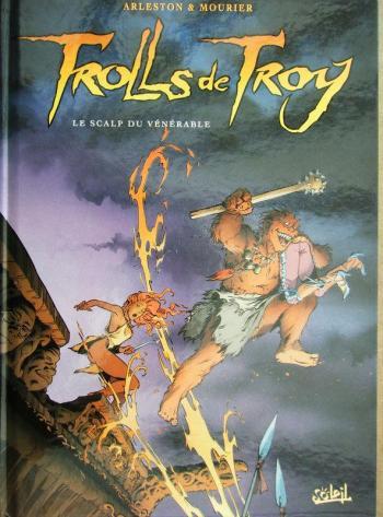 Couverture de l'album Trolls de Troy - 2. Le Scalp du vénérable