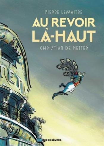 Couverture de l'album Au revoir là-haut (One-shot)