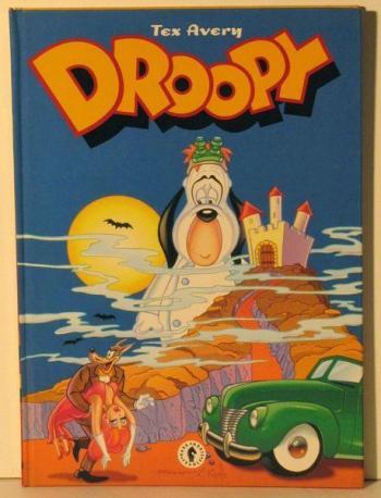 Couverture de l'album Droopy - 1. Dr. Droopenstein