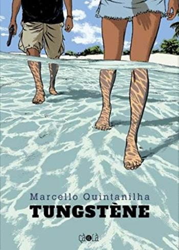 Couverture de l'album Tungstène (One-shot)