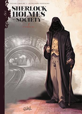 Couverture de l'album Sherlock Holmes Society - 3. In nomine dei