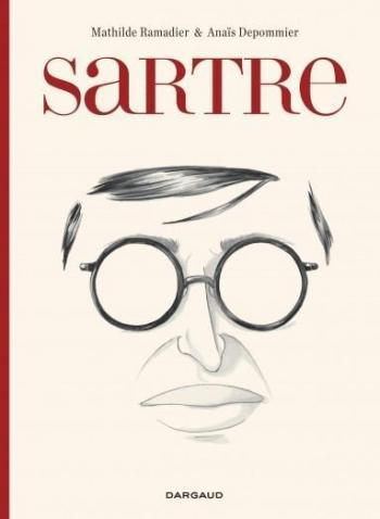 Couverture de l'album Sartre (One-shot)