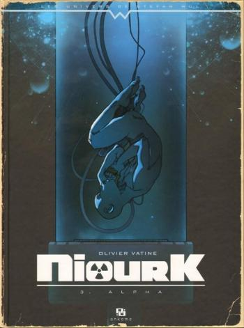 Couverture de l'album Niourk - 3. Alpha