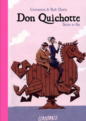 Couverture de l'album Don Quichotte (Davis) - 2. Livre 2