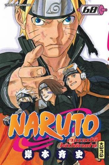 Couverture de l'album Naruto - 68. Tome 68