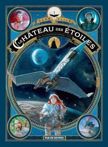 Couverture de l'album Le Château des étoiles - 2. 1869 : La Conquête de l'espace II