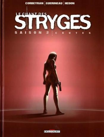 Couverture de l'album Le Chant des Stryges - 12. Chutes