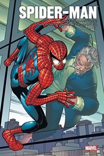 Couverture de l'album Spider-Man par Straczinski - 3. Tome 3