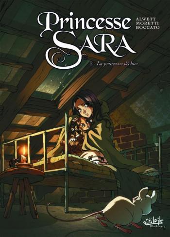Couverture de l'album Princesse Sara - 2. La Princesse déchue