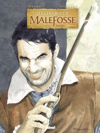 Couverture de l'album Les Chemins de Malefosse - INT. Chapitre III - Tomes 9 à 12