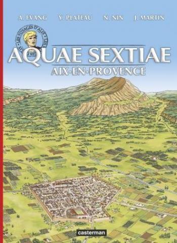 Couverture de l'album Les Voyages d'Alix - 34. Aquae Sextiae (Aix-en-Provence)