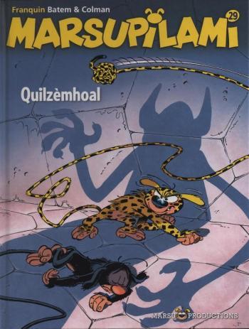 Couverture de l'album Marsupilami - 29. Quilzèmhoal