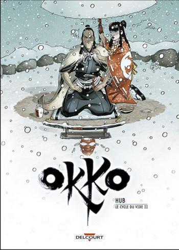 Couverture de l'album Okko - 10. Le Cycle du vide II