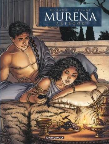 Couverture de l'album Murena - HS. Murena Artbook
