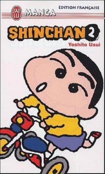 Couverture de l'album Shin Chan - 2. Shinchan, Tome 2