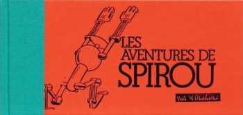 Couverture de l'album Spirou et Fantasio - HS. Les Aventures de Spirou