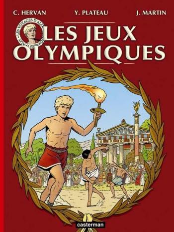 Couverture de l'album Les Voyages d'Alix - 20. Les Jeux olympiques
