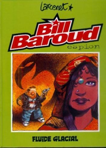 Couverture de l'album Bill Baroud - 1. Espion