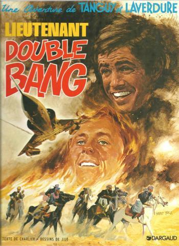 Couverture de l'album Tanguy et Laverdure - 13. Lieutenant Double Bang