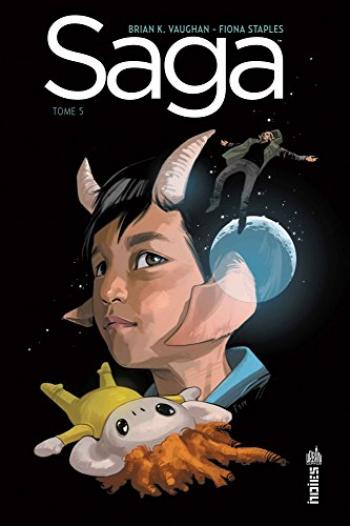 Couverture de l'album Saga - 5. Tome 5