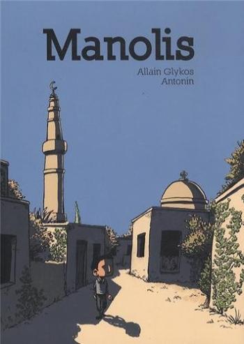 Couverture de l'album Manolis (One-shot)