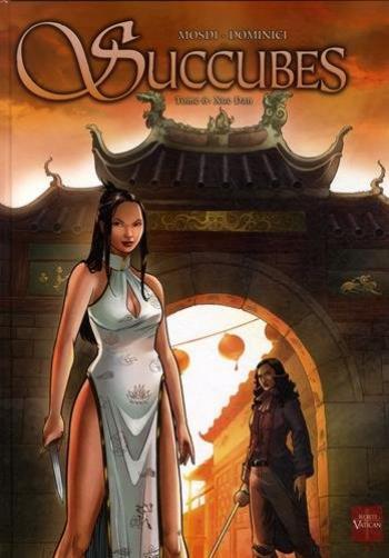 Couverture de l'album Succubes - 6. Xue Dan