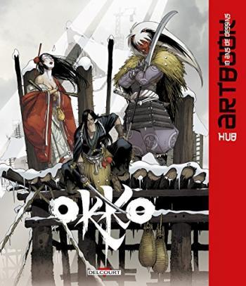 Couverture de l'album Okko - HS. Artbook, 10 ans de dessins