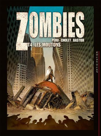 Couverture de l'album Zombies - 4. Les Moutons