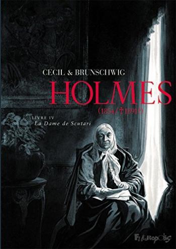 Couverture de l'album Holmes (1854/1891 ?) - 4. La Dame de Scutari