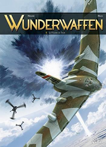 Couverture de l'album Wunderwaffen - 8. La Foudre de Thor