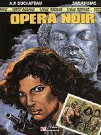 Couverture de l'album Serge Morand - 2. Opéra noir