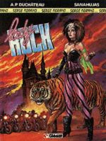 Couverture de l'album Serge Morand - 3. Lady Rock