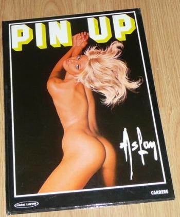 Couverture de l'album Pin-up Aslan (One-shot)
