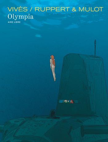 Couverture de l'album La Grande Odalisque - 2. Olympia