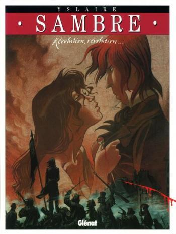 Couverture de l'album Sambre - 3. Révolution, révolution