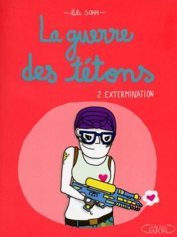 Couverture de l'album La Guerre des tétons - 2. Extermination