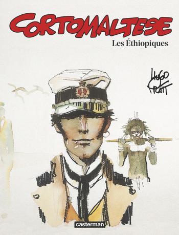 Couverture de l'album Corto Maltese (Casterman 2015) - 5. Les Éthiopiques